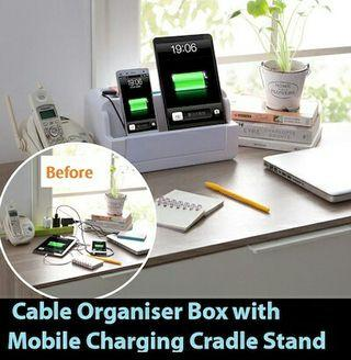 Cable organiser box
