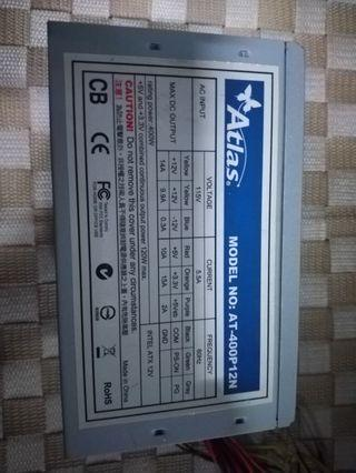 電源供應器400W
