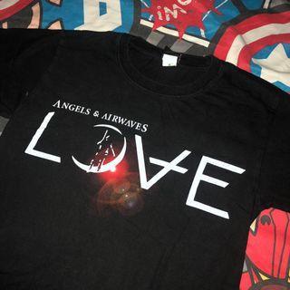 ANGELS AND AIRWAVES LOVE TEE