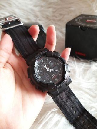 Jam Tangan G-Shock Authentic