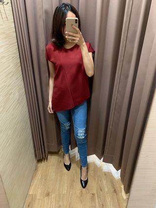 Amber Top || Baju atasan wanita dewasa