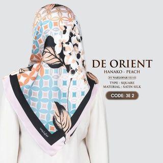 (INSTOCK)De Orient Hanako by Naelofar Hijab