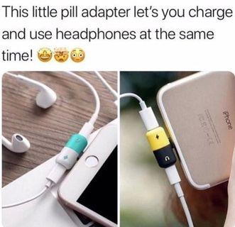 CHARGER AND EARPHONE PORT