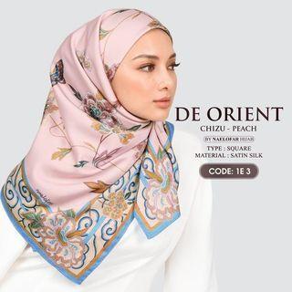 (INSTOCK)Chizu De orient by Naelofar hijab