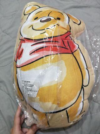 🚚 小熊維尼抱枕娃娃