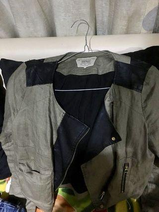 Outers / Jaket Leather