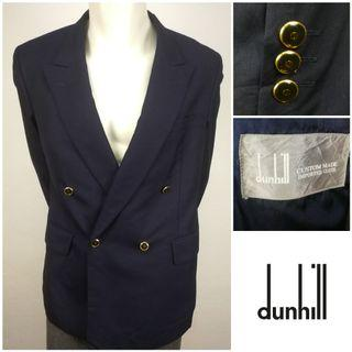 DUNHILL (Vintage '93) Double Breasted blazer.