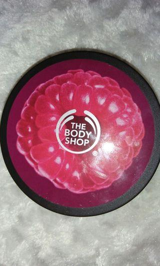 Body Butter The Body Shop Early Harvest Raspberry 200 ml #mauthr