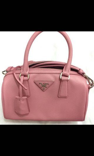 Prada bag at 1/2 price !!!!