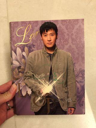 黎明 Leon 親筆簽名CD