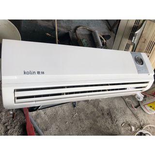 🚚 中古.歌林.各大廠牌分離式冷氣 《全機一年壓縮機兩年保固》維修、安裝