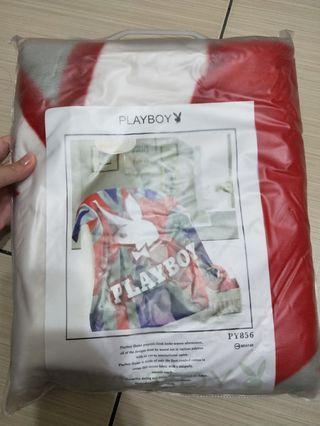 🚚 Playboy毛毯 被子