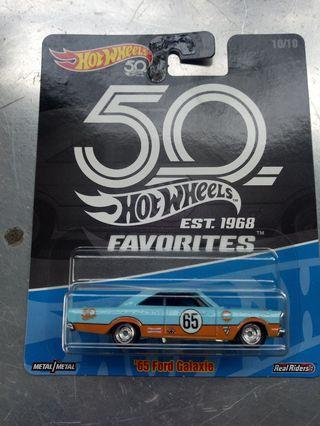 Hotwheels 50th gulf