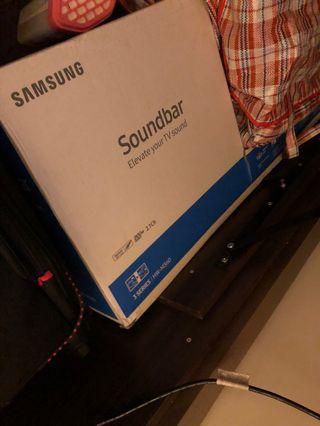 (自取)(100% new) Samsung 三星 sound bar / HW-M360