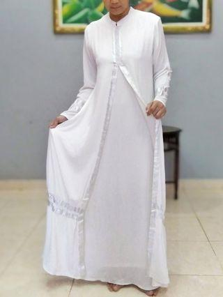 Baju Muslim / Gamis / Baju Lebaran