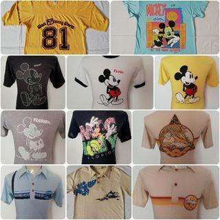 VINTAGE MICKEY MOUSE TSHIRT