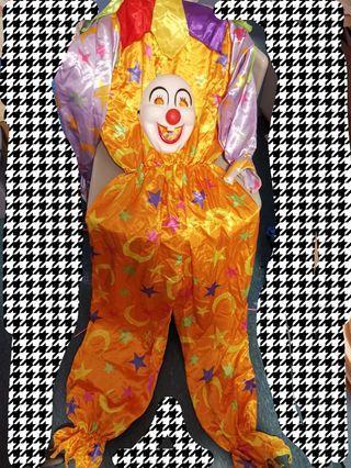 小丑裝扮/成人小丑衫