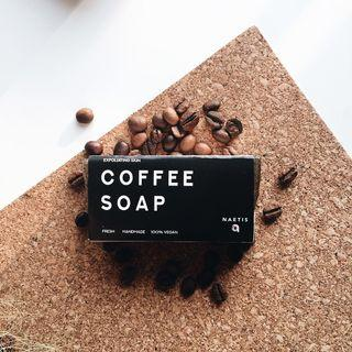 Naetis coffee soap