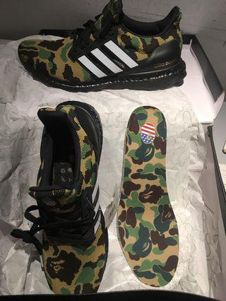 Adidas ultraboost x bape