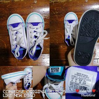 Converse Original Shoes Unisex
