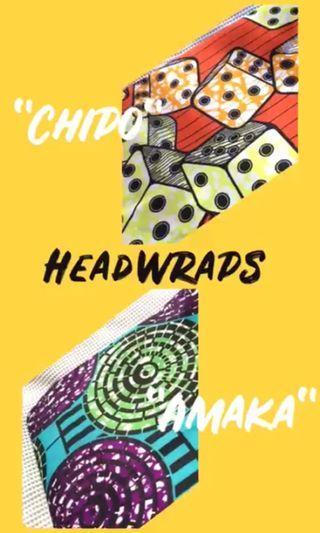 ShéDesigns Headwraps