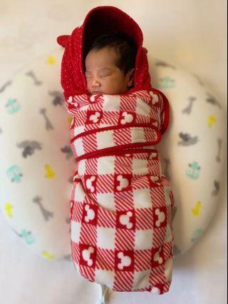 ❤️米妮包巾(含運)