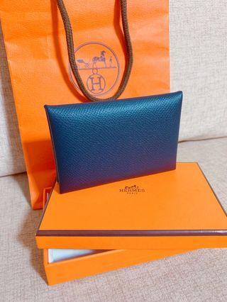 Hermes Card Holder