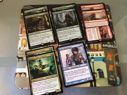 Magic The Gathering Cards - Assorted