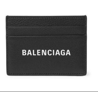 Balenciaga card holder black #mtrssp