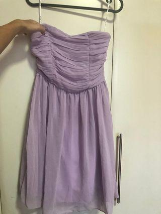 🚚 Lovebonito bridesmaid dress in lilac (brand new with tag)