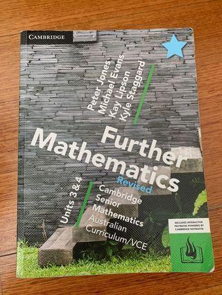 Further Maths 3/4