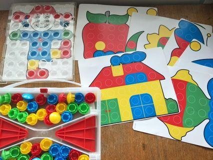 Educational Toys- Learning about colours