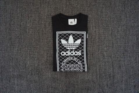adidas 3stripe tshirt #mauthr