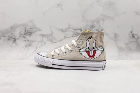 35-44 Unisex Authentic 《Looney Tunes》 x Converse Chuck Taylor All Star HI