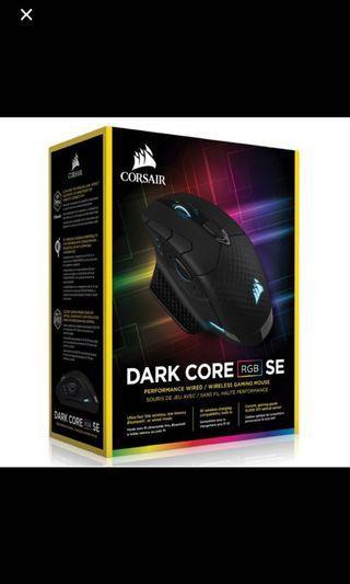 Corsair Dark Cone Gaming Mouse