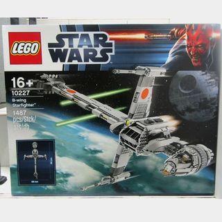 LEGO 10227 - Star Wars B-Wing Starfighter
