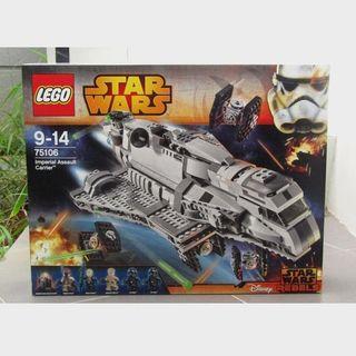 Lego Star Wars Assault Carrier