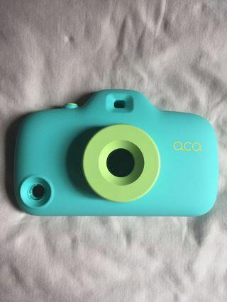 Aca Toy Case Camera for iphone 5 with 8 Lens Filters