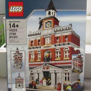LEGO TOWNHALL