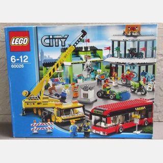 SALE Lego City Town Square