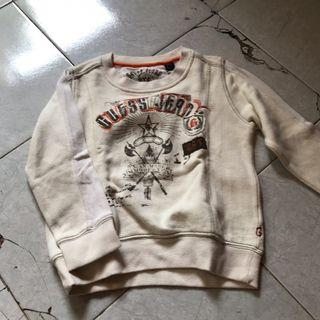 Sweater Guess kid ori 100%