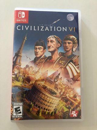 🚚 Civilisation VI