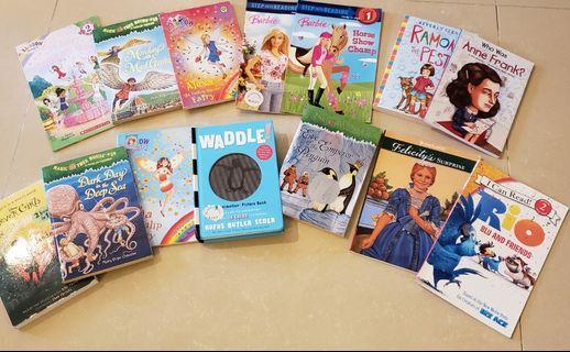 Children's Books...hundreds of titles for HKD10 each