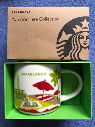 Starbucks Casablanca Mug