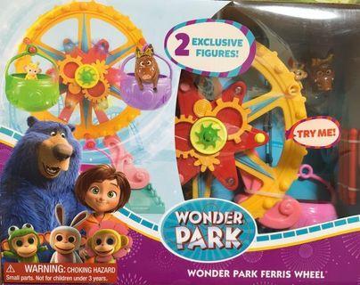 Wonder Park Ferris Wheel Movie Toy