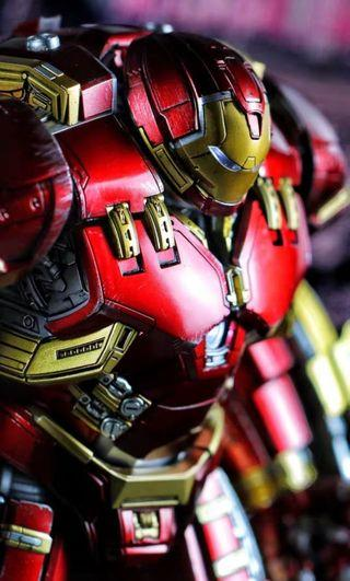 Iron man Hulkbuster 合金 最後5隻