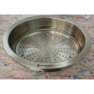 Le Creuset Oval 蒸籠 (LC 25cm oval 煲用)