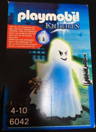 Playmobil Knight 6042 (with colour changing LED)