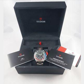 Tudor GMT Black Bay