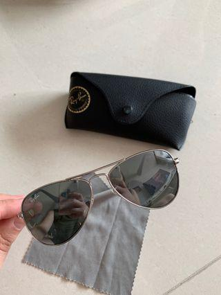 Authentic Ray Ban kids 4-8 years old sunglasses